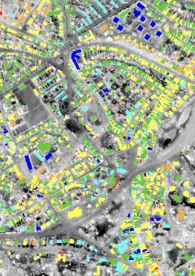 De thermografische luchtgegevens van Watermaal-Bosvoorde zullen binnenkort beschikbaar zijn